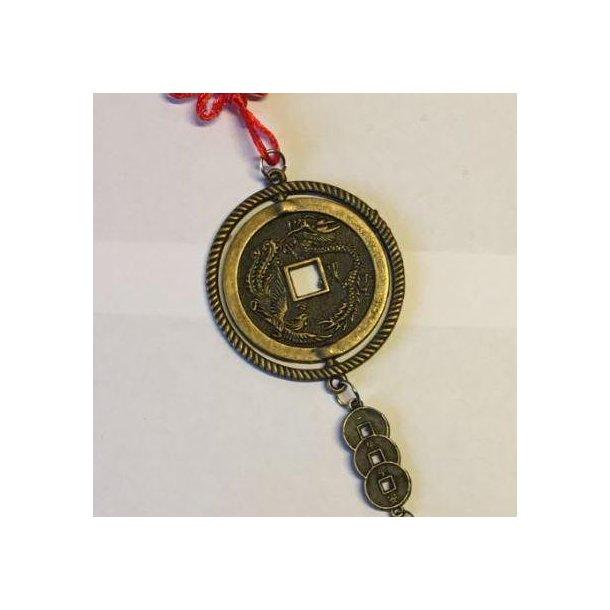 Mønt stor og flot diameter 5,5 cm