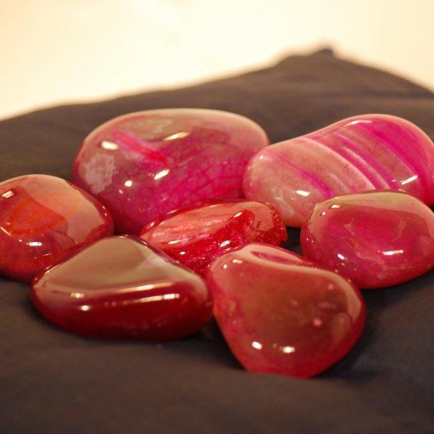 Agat pink XL 30-50 g