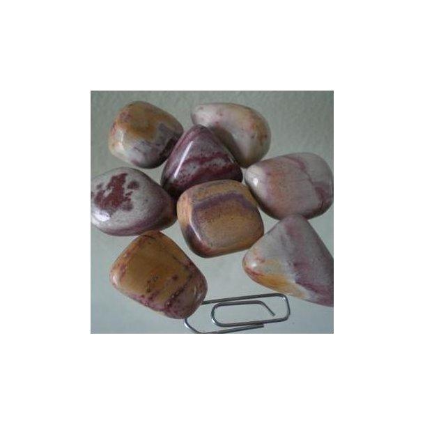 Jaspis Liesengang 4-10 g