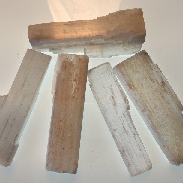 Selenit stav rå 100 mm 70-100 g