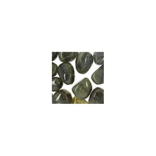 Labradorit gylden Orthoclas 4-7 gram